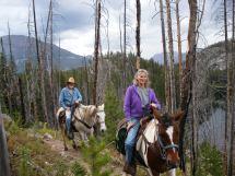 Skyline Guest Ranch, Cooke City, Montana