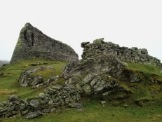 Carloway Broch, Isle of Lewis, Scotland