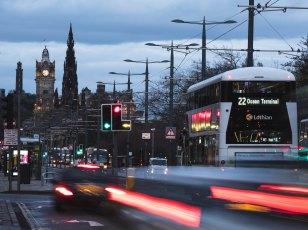 Edinburgh, Scotland City Centre